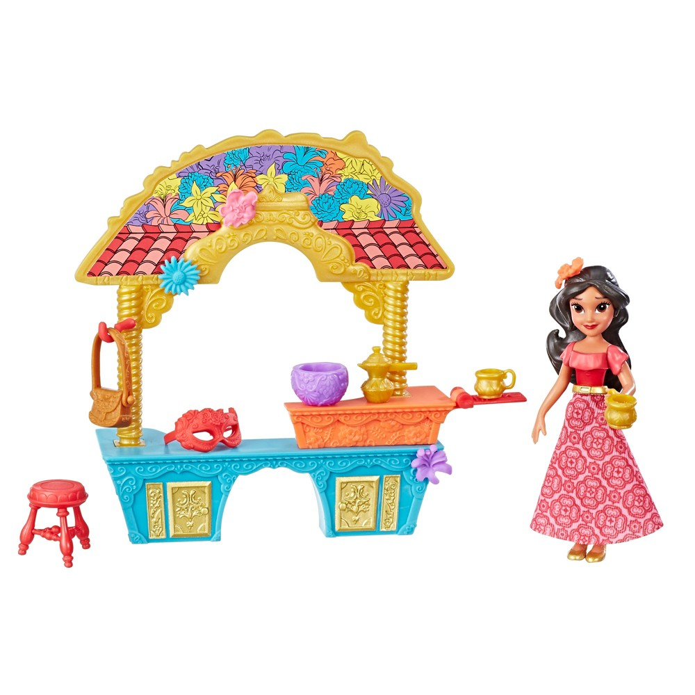 Disney Elena of Avalor Flower Stand Playset