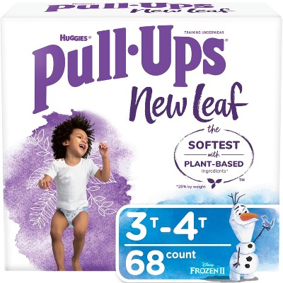 Huggies Pull-Ups New Leaf Boys' Disposable Training Pants - (Select Size and Count)