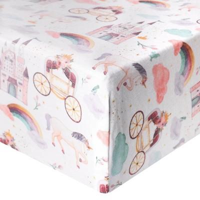 Copper Pearl Premium Crib Sheet - Enchanted