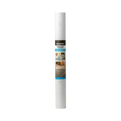 "Duck EasyLiner Clear Adhesive Laminate, 20"" x 30'"