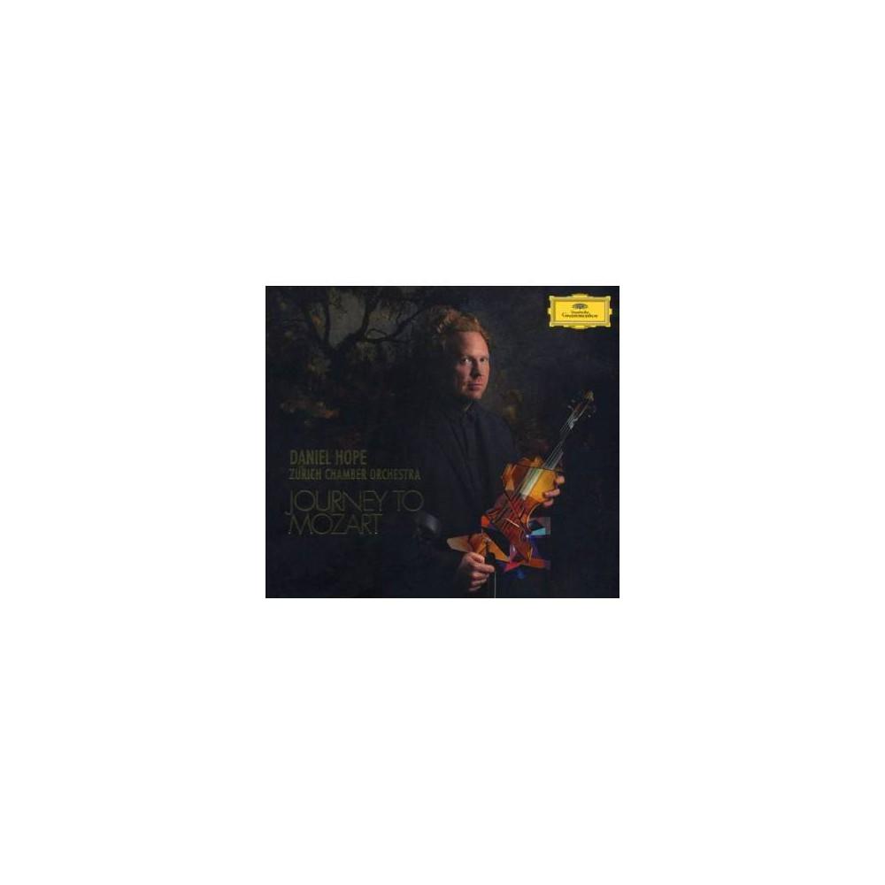 Daniel Hope - Journey To Mozart (CD)