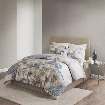 Casa Nouveau Printed Cotton Comforter Set