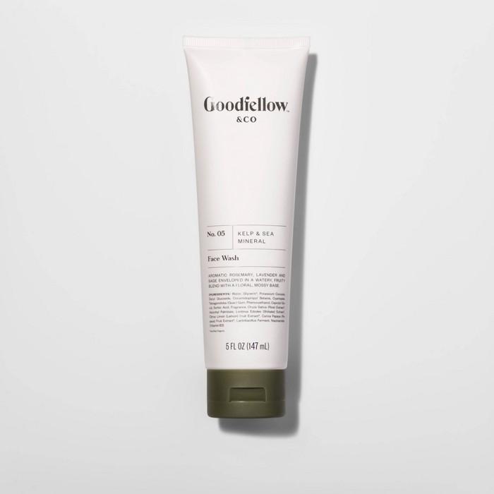 No. 05 Kelp & Sea Mineral Face Wash - 5 fl oz - Goodfellow & Co™ - image 1 of 2
