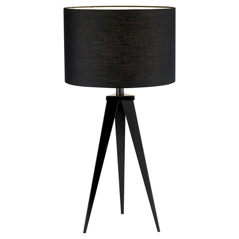 Adesso Director Table Lamp - Black - image 1 of 2