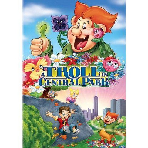 A Troll In Central Park (DVD) - image 1 of 1