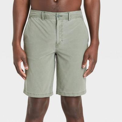 "Men's 10.5"" Hybrid Swim Shorts - Goodfellow & Co™ Sage"