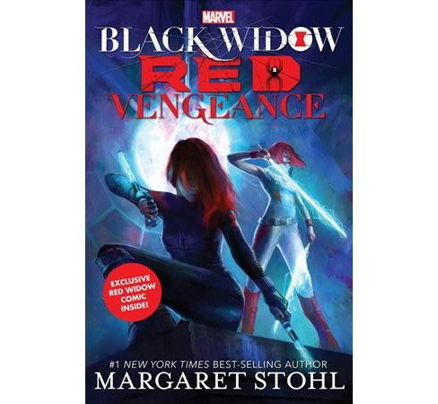 Black Widow Red Vengeance -  (Black Widow) by Margaret Stohl (Paperback) - image 1 of 1
