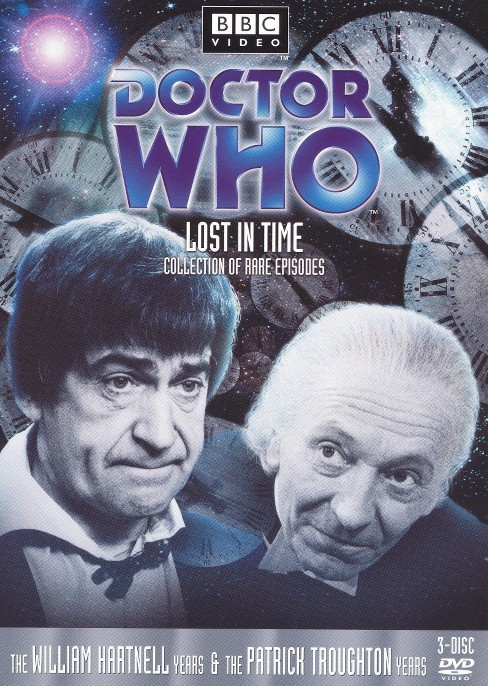 Doctor who:Lost in time collection (DVD) - image 1 of 1