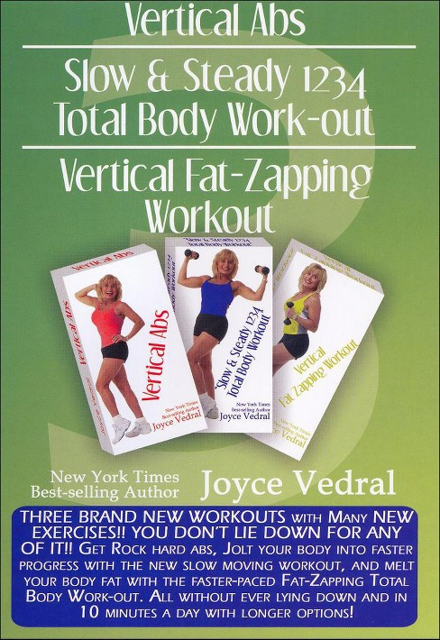 Vertical abs & fat zapping workout (DVD) - image 1 of 1
