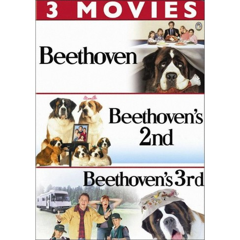 Beethoven/Beethoven's 2nd/Beethoven's 3rd [2 Discs] - image 1 of 1
