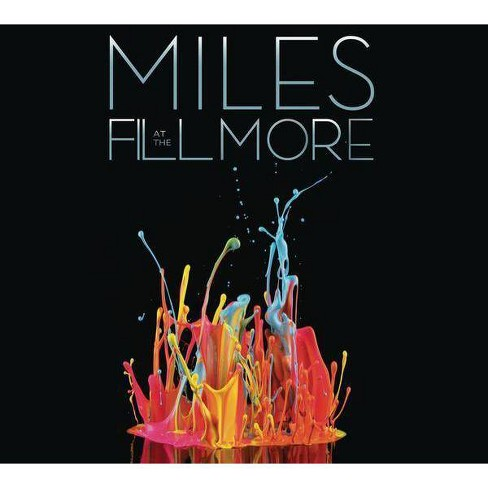 Miles Davis - Miles Live At The Fillmore: Miles Davis 1970- The Bootleg Series Vol. 3 (CD) - image 1 of 1