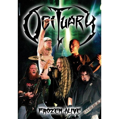 Obituary: Frozen Alive (DVD) - image 1 of 1