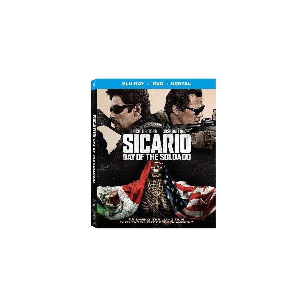 Sicario: Day Of The Soldado (Blu-Ray + Dvd + Digital)