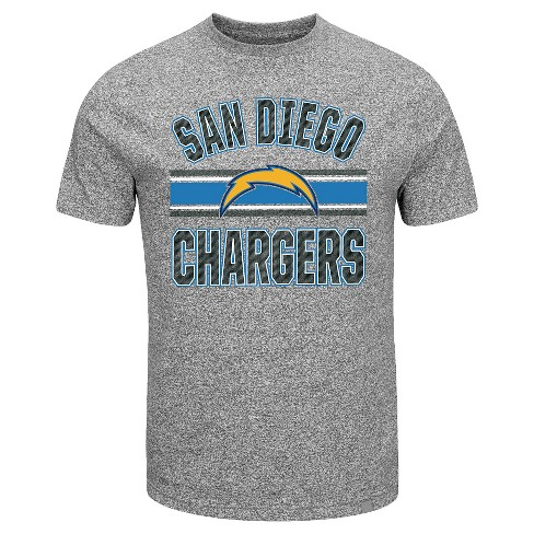 ca685d92c Los Angeles Chargers Men s Marled T-Shirt   Target