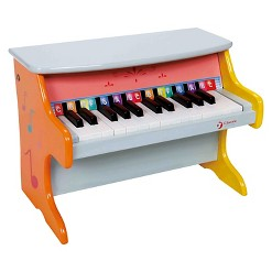 Classic World Wood Piano Toy Piano