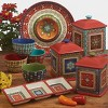 Certified International Monterrey by Veronique Charron Ceramic 3pc Canister Set Red - image 2 of 2