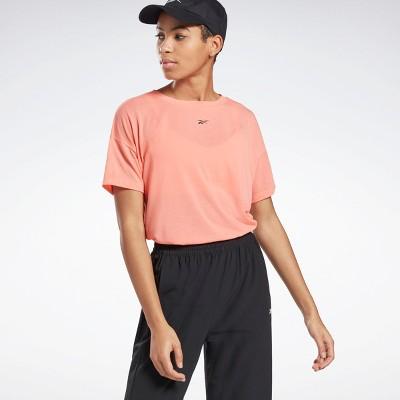 Reebok Workout Ready Supremium T-Shirt Womens Athletic T-Shirts