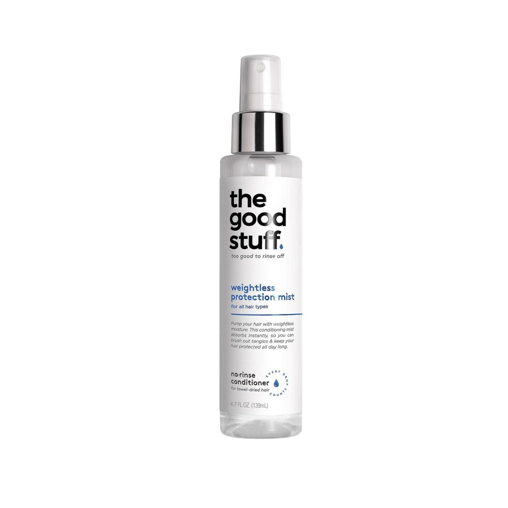 The Good Stuff Weightless Protection Mist No-rinse Conditioner - 4.7 fl oz