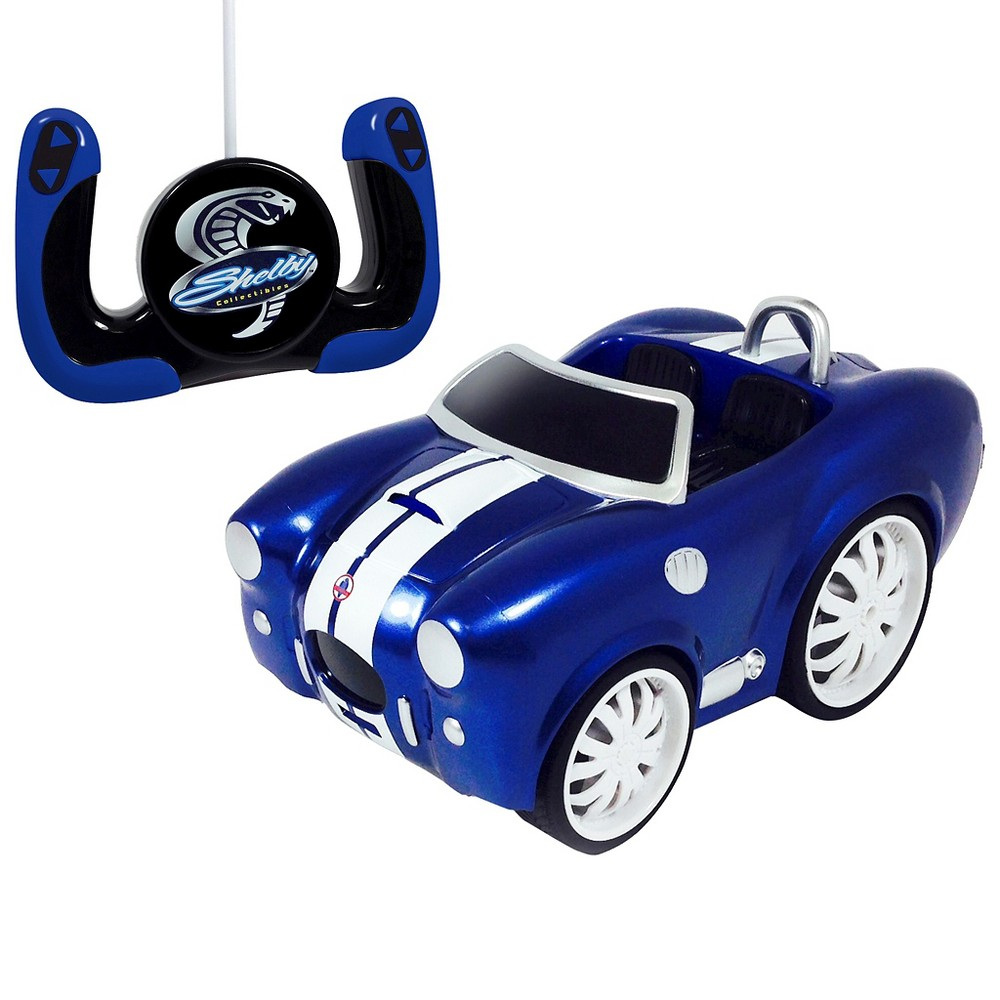Jam'n Products Cobra Chunky Remote Control Vehicle, Blue