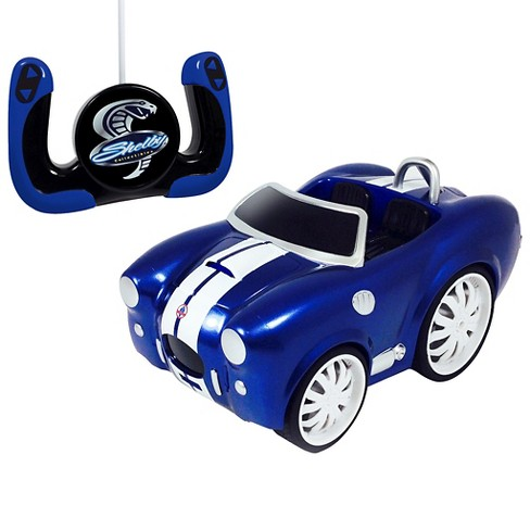 Jam'n Products Cobra Chunky Remote Control Vehicle, Blue - image 1 of 1