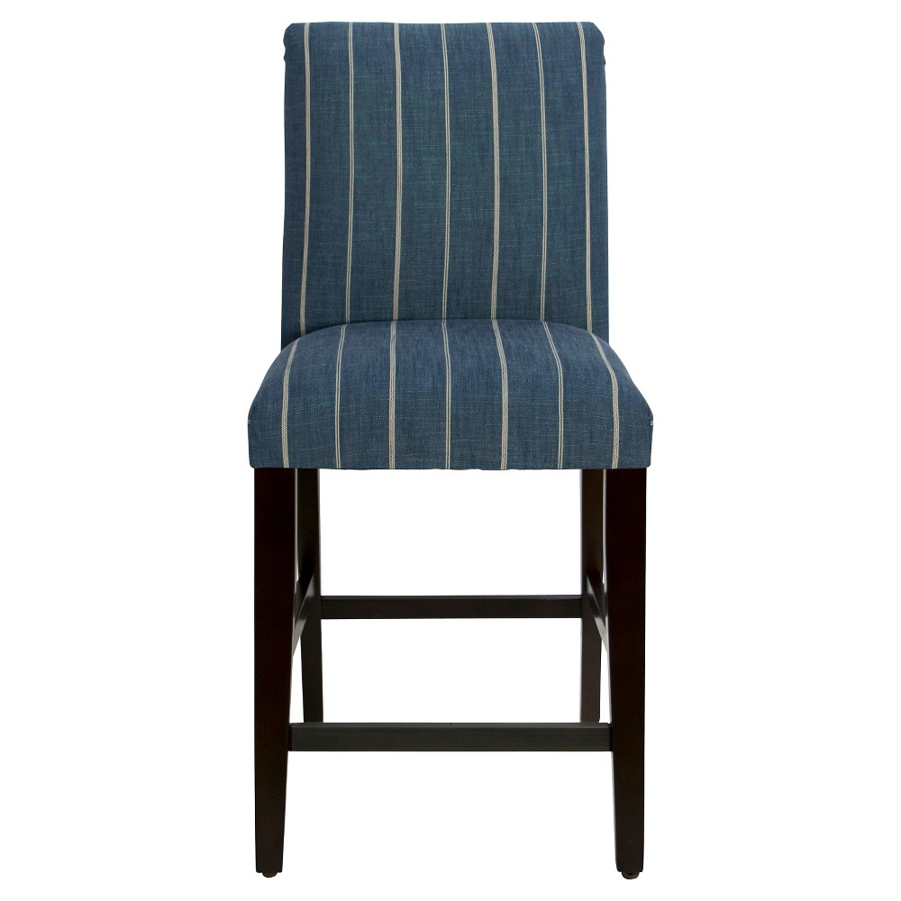 Parsons Counter Stool Blue - Threshold