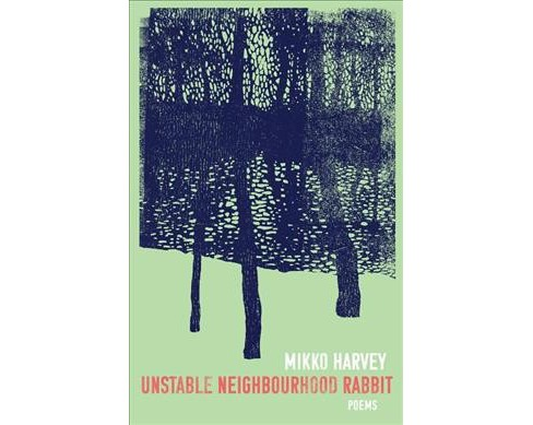 Unstable Neighbourhood Rabbit -  by Mikko Harvey (Paperback) - image 1 of 1