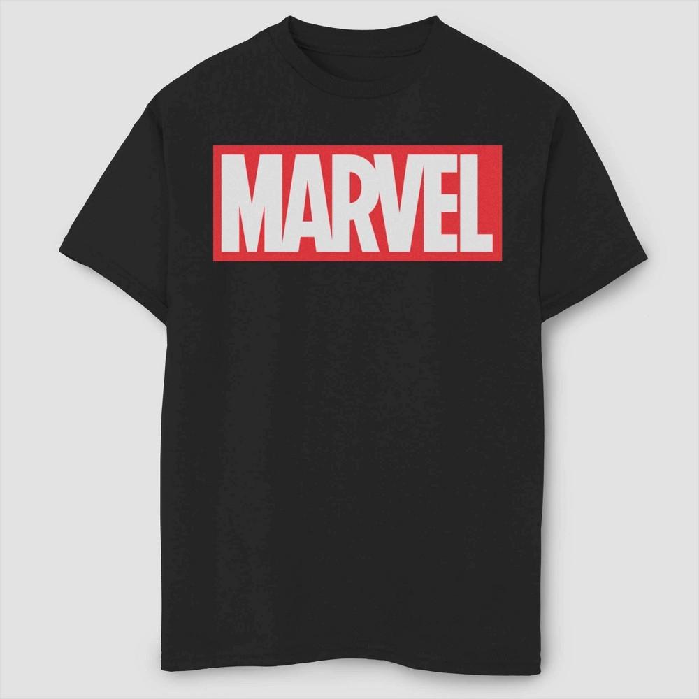 Boys Marve Brick Short Seeve T Shirt
