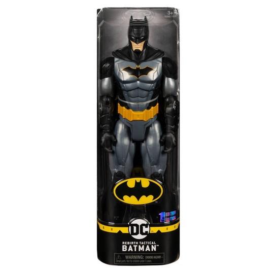 "Batman Rebirth Tactical Batman 12"" Action Figure image number null"