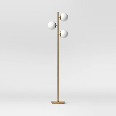 Globe Track Tree Floor Lamp White - Project 62™