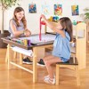 Kids' Deluxe Arts and Activity Center - Guidecraft - image 2 of 4