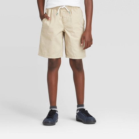Boys' Pull-On Woven Shorts - Cat & Jack™ - image 1 of 3