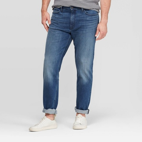 Men's Tall Slim Fit Jeans - Goodfellow & Co™ - image 1 of 3