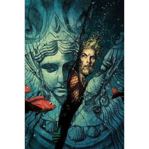 Aquaman: Underworld Deluxe Edition - by  Dan Abnett (Hardcover) - image 1 of 1
