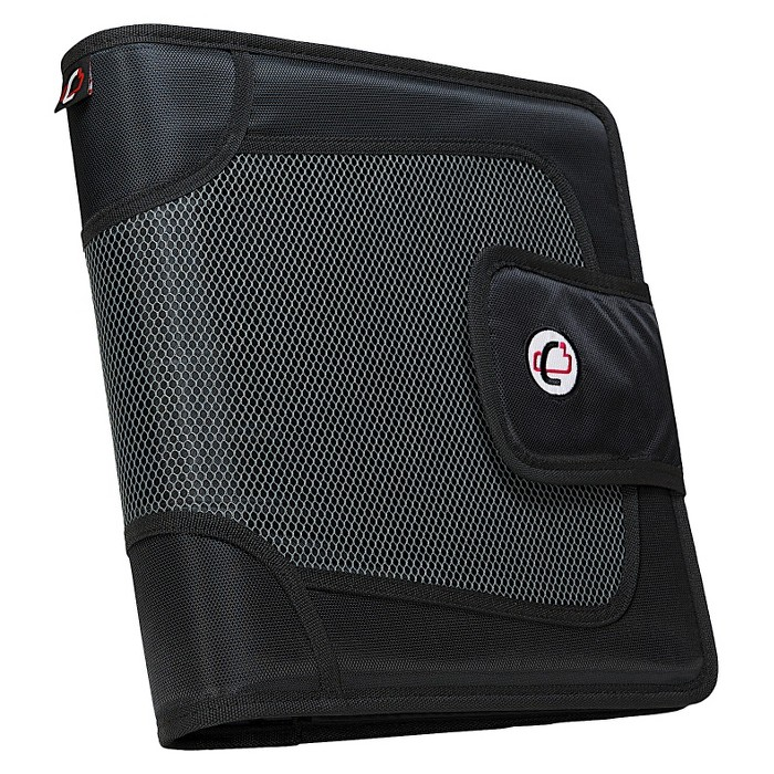 """Case-it 2"""" Binder with Tabbed Closer, 8.5"""" x 11"""" - image 1 of 6"""