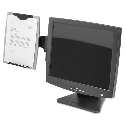 Office Suites Monitor Mount Copyholder, Holds 150 Sheets