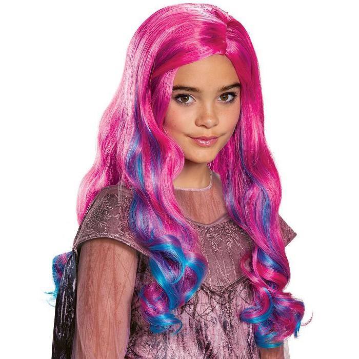 Kids' Disney Descendants Audrey Halloween Costume Wig - image 1 of 1