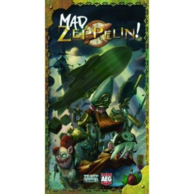 Mad Zeppelin! Board Game