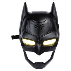 Batman Voice Changing Mask with Sounds, Adult Unisex, Black