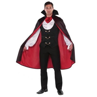 Adult True Vamp Halloween Costume