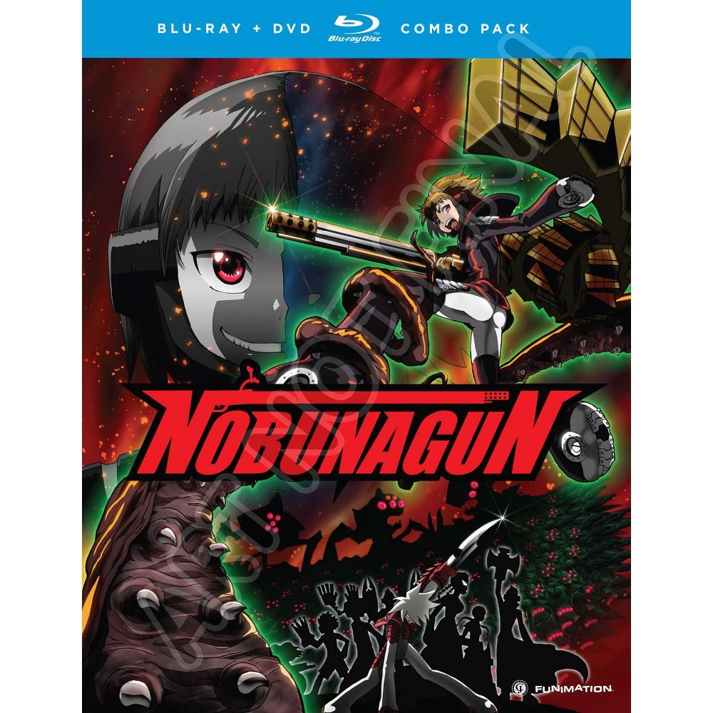 Nobunagun:Complete series (Blu-ray)