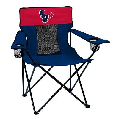 NFL Houston Texans Elite Outdoor Portable Chair