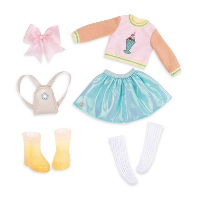Glitter Girls Deluxe Outfit - Sweet Dazzle!