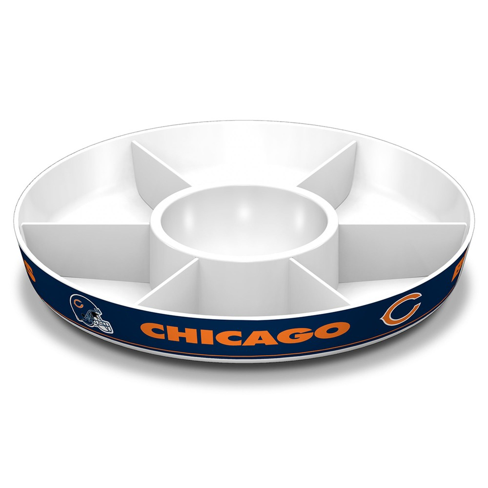 NFL Chicago Bears Party Platter