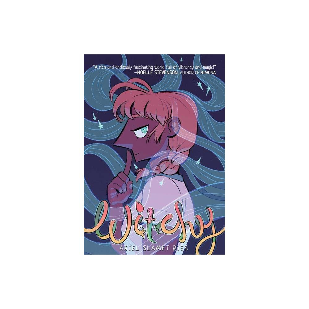 Witchy By Ariel Slamet Ries Paperback