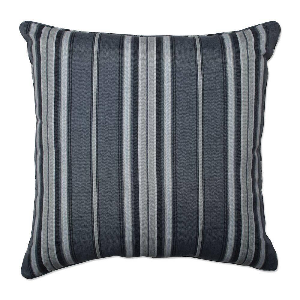 25 34 Outdoor Indoor Floor Pillow Terrace Noir Gray Pillow Perfect