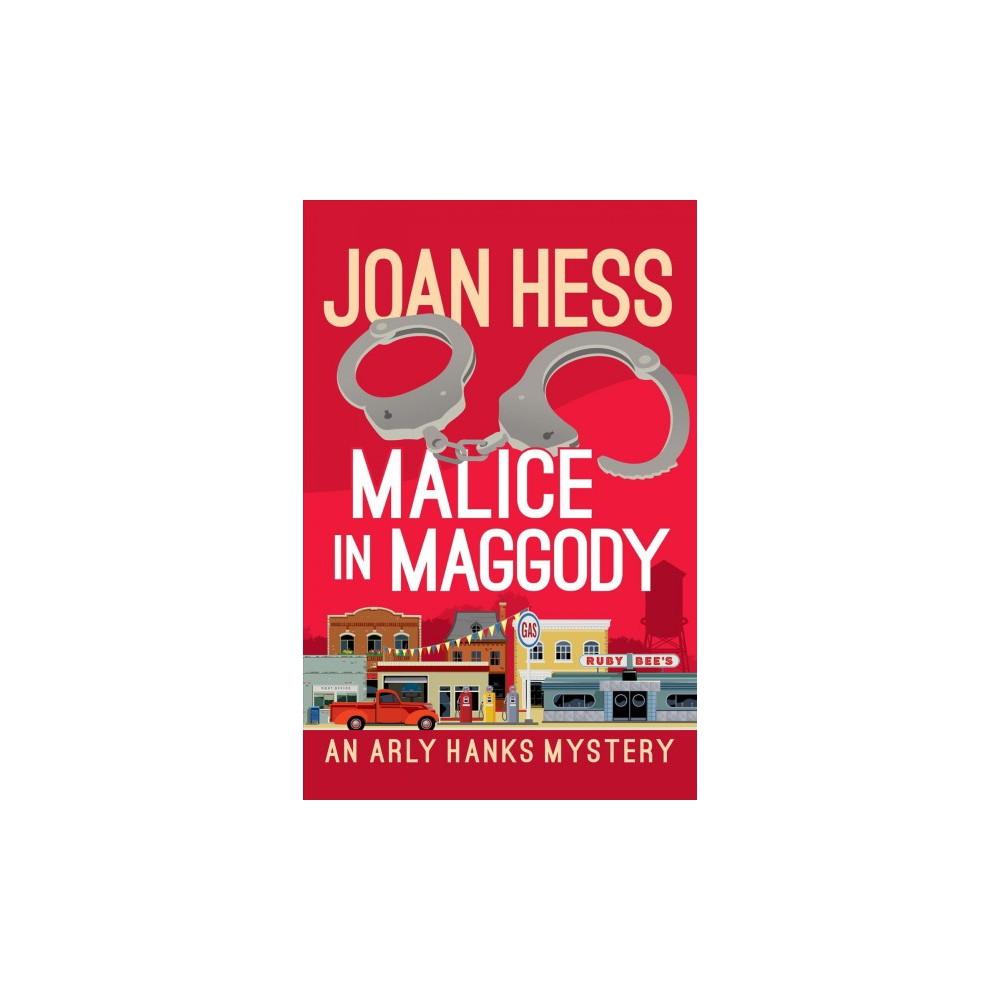 Malice in Maggody (Reprint) (Paperback) (Joan Hess)