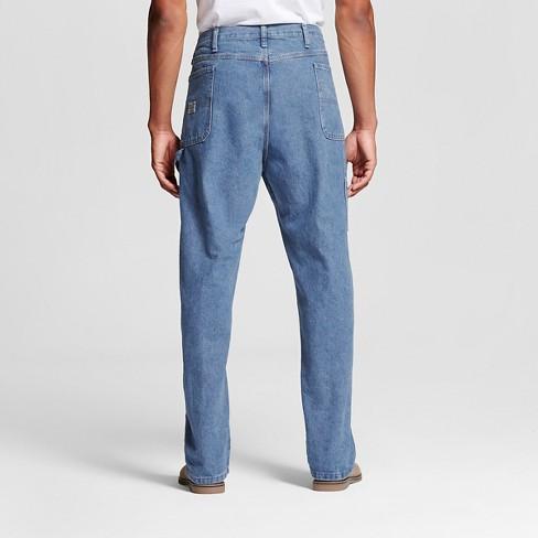 bfb7ddf9 Wrangler Men's Big & Tall Relaxed Fit Carpenter Jeans. Shop all Wrangler