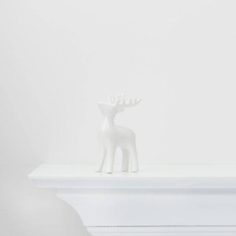 Small Ceramic Deer Decorative Figure - Wondershop™ - image 1 of 1