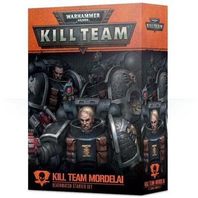 Warhammer Kill Team Mordelai - Deathwatch Starter Set Miniatures Box Set