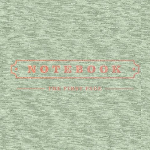 Park Kyung - Notebook (CD) - image 1 of 1
